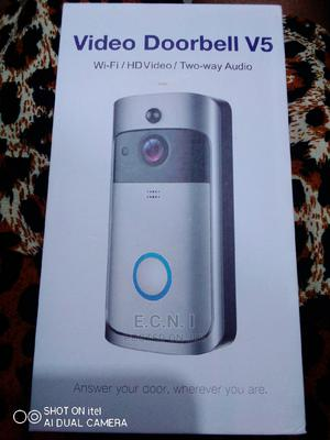 Video Door Bell V5 ( Wifi/Hd Video/ Two Way Audio) | Home Appliances for sale in Lagos State, Ikeja
