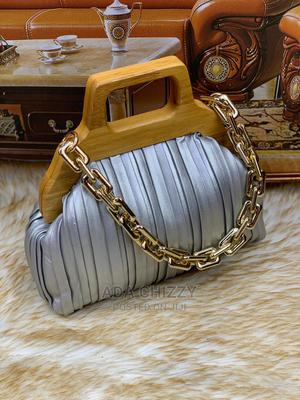 New Quality Female Silver Handbag | Bags for sale in Lagos State, Isolo