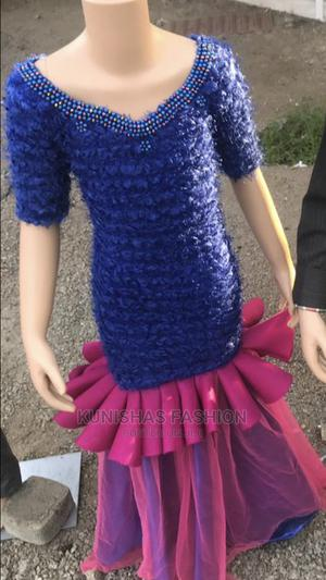 Beaded Neck Dress | Children's Clothing for sale in Abuja (FCT) State, Gaduwa