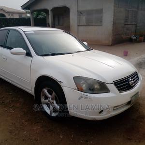 Nissan Altima 2005 3.5 SE White   Cars for sale in Ogun State, Ijebu Ode