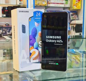 New Samsung Galaxy A21s 64 GB White | Mobile Phones for sale in Kaduna State, Kaduna / Kaduna State