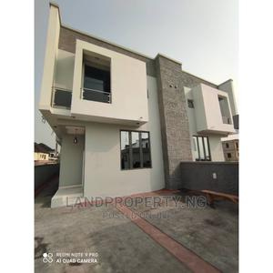 Luxury 4 Bedroom Semi Detached Duplex Ensuite With a Bq | Houses & Apartments For Sale for sale in Lagos State, Ajah