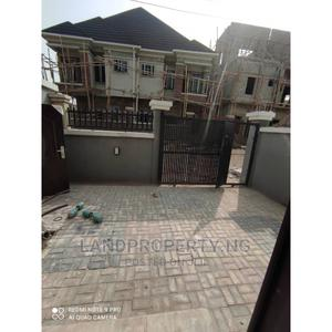 4bedroom Semi Detached Duplex Ensuite With a Bq At Ajah | Houses & Apartments For Sale for sale in Lagos State, Ajah