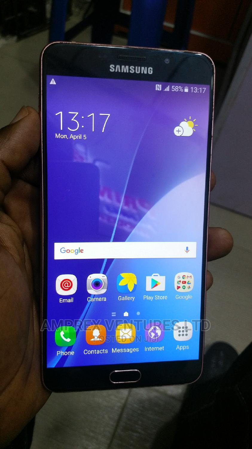 Samsung Galaxy A9 32 GB Gold   Mobile Phones for sale in Ikeja, Lagos State, Nigeria