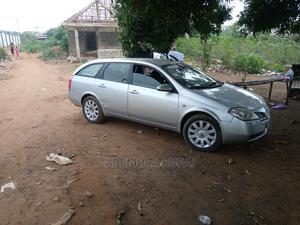 Nissan Primera 2002 Wagon Silver   Cars for sale in Ogun State, Sagamu