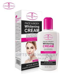Whitening Face and Body Cream | Bath & Body for sale in Lagos State, Ojota