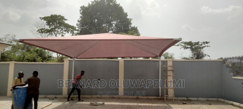 Danpalon/Carport Engineer/ Carports Expert/ Polycarbonate | Building & Trades Services for sale in Ajah, Lagos State, Nigeria