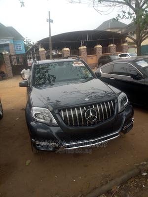 Mercedes-Benz GLK-Class 2015 Black   Cars for sale in Lagos State, Alimosho