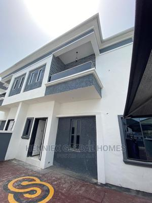 Spacious 4 Bedroom Semi Detached Duplex With Bq   Houses & Apartments For Sale for sale in Lekki, Chevron