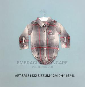 Kids Button Down Shirts | Children's Clothing for sale in Lagos State, Gbagada