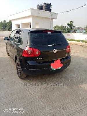 Volkswagen Golf 2005 Black   Cars for sale in Abuja (FCT) State, Garki 2