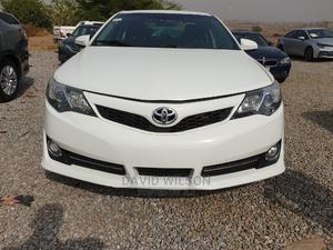 Toyota Camry 2012 White | Cars for sale in Abuja (FCT) State, Lugbe District