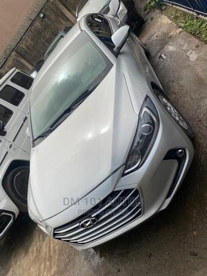Hyundai Elantra 2017 Silver | Cars for sale in Lagos State, Ikeja
