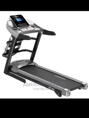 2.5hp Treadmill With Massager Mp3 145kg User Weight   Sports Equipment for sale in Imo State, Owerri