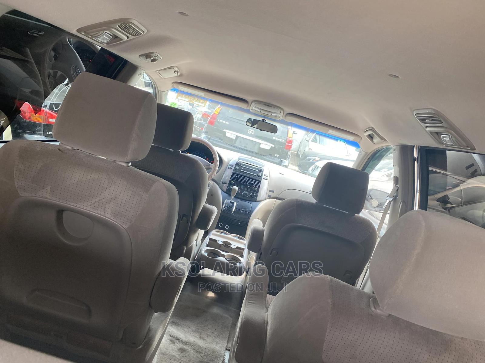 Toyota Sienna 2008 LE AWD Gold | Cars for sale in Lekki, Lagos State, Nigeria