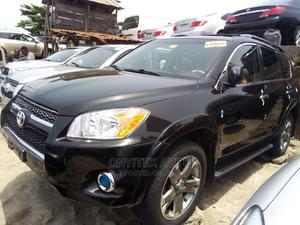 Toyota RAV4 2012 3.5 Sport 4x4 Black   Cars for sale in Lagos State, Apapa