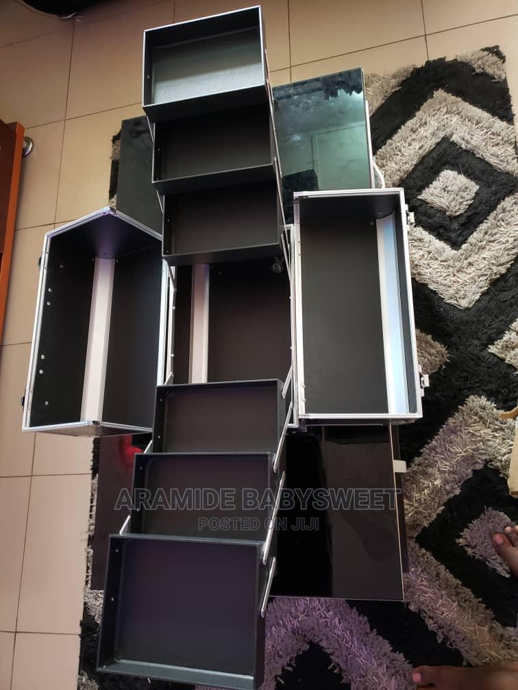 Makeup Box | Tools & Accessories for sale in Ojodu, Lagos State, Nigeria