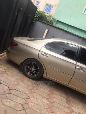 Lexus ES 2004 330 Sedan Gold   Cars for sale in Rivers State, Oyigbo