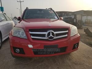 Mercedes-Benz GLK-Class 2011 350 4MATIC Red | Cars for sale in Lagos State, Agege