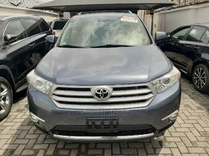 Toyota Highlander 2012 Limited Blue | Cars for sale in Lagos State, Surulere