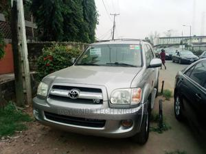 Toyota Sequoia 2005 Gray | Cars for sale in Lagos State, Ikeja