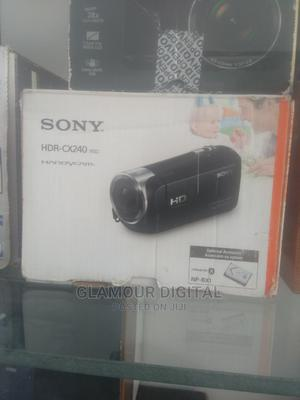 Sony HDR-CX240 Video Camera   Photo & Video Cameras for sale in Lagos State, Ikeja