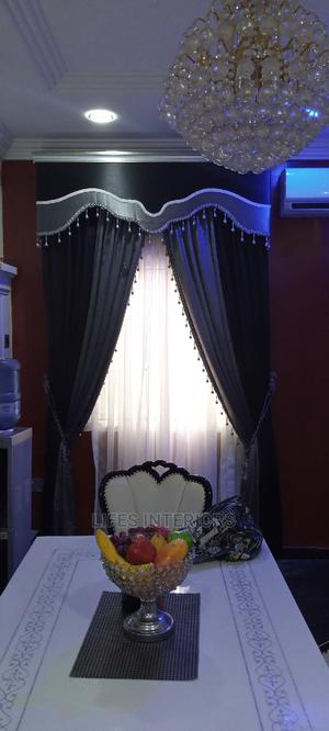 Excellent Curtains   Home Accessories for sale in Lagos State, Surulere