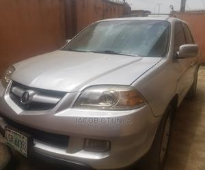 Acura MDX 2005 Silver   Cars for sale in Lagos State, Alimosho