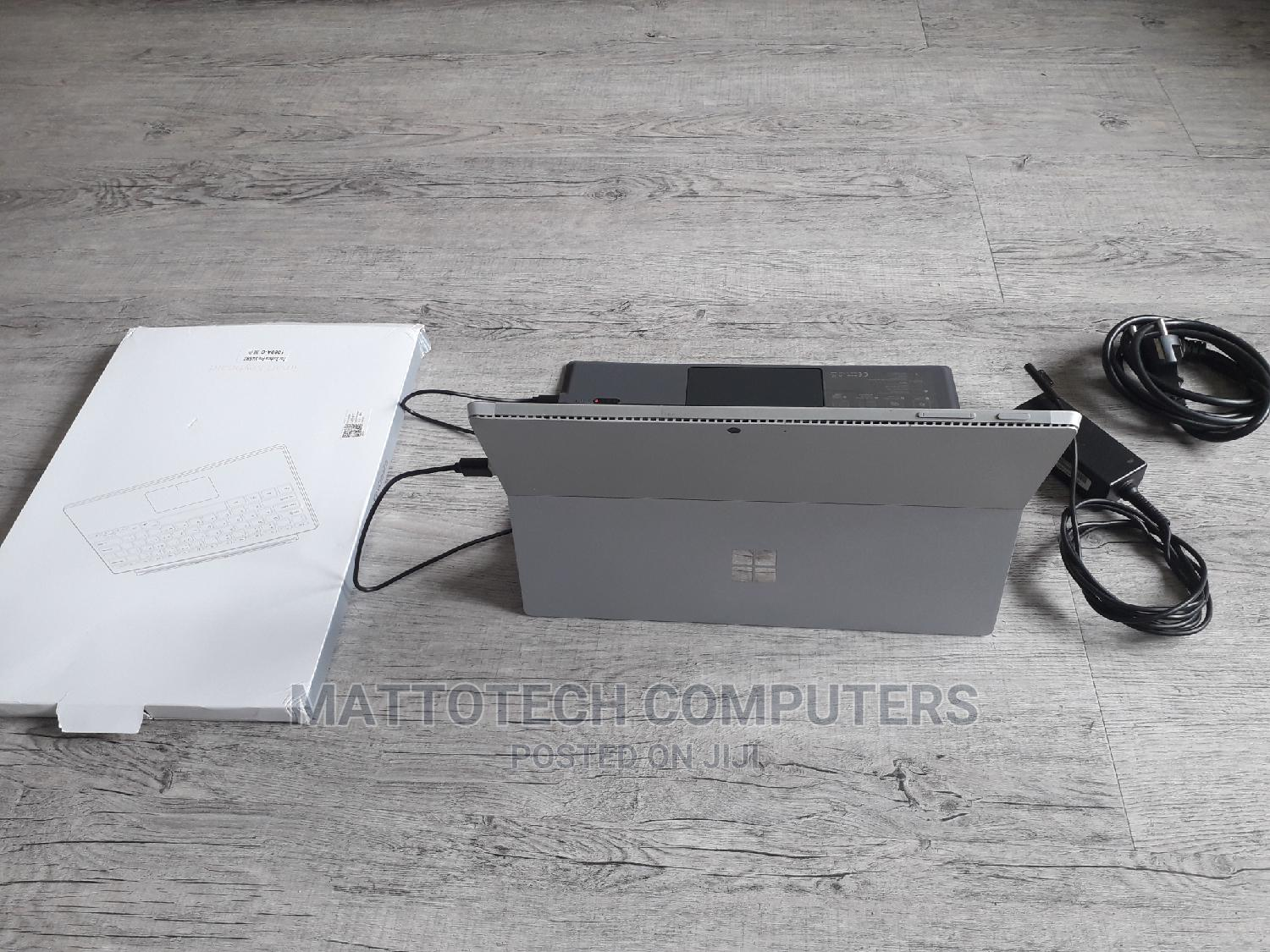 Laptop Microsoft Surface Pro 4 4GB Intel Core i5 SSD 128GB | Laptops & Computers for sale in Alimosho, Lagos State, Nigeria