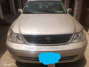 Toyota Avalon 2001 XLS Buckets Gold   Cars for sale in Kwara State, Ilorin South