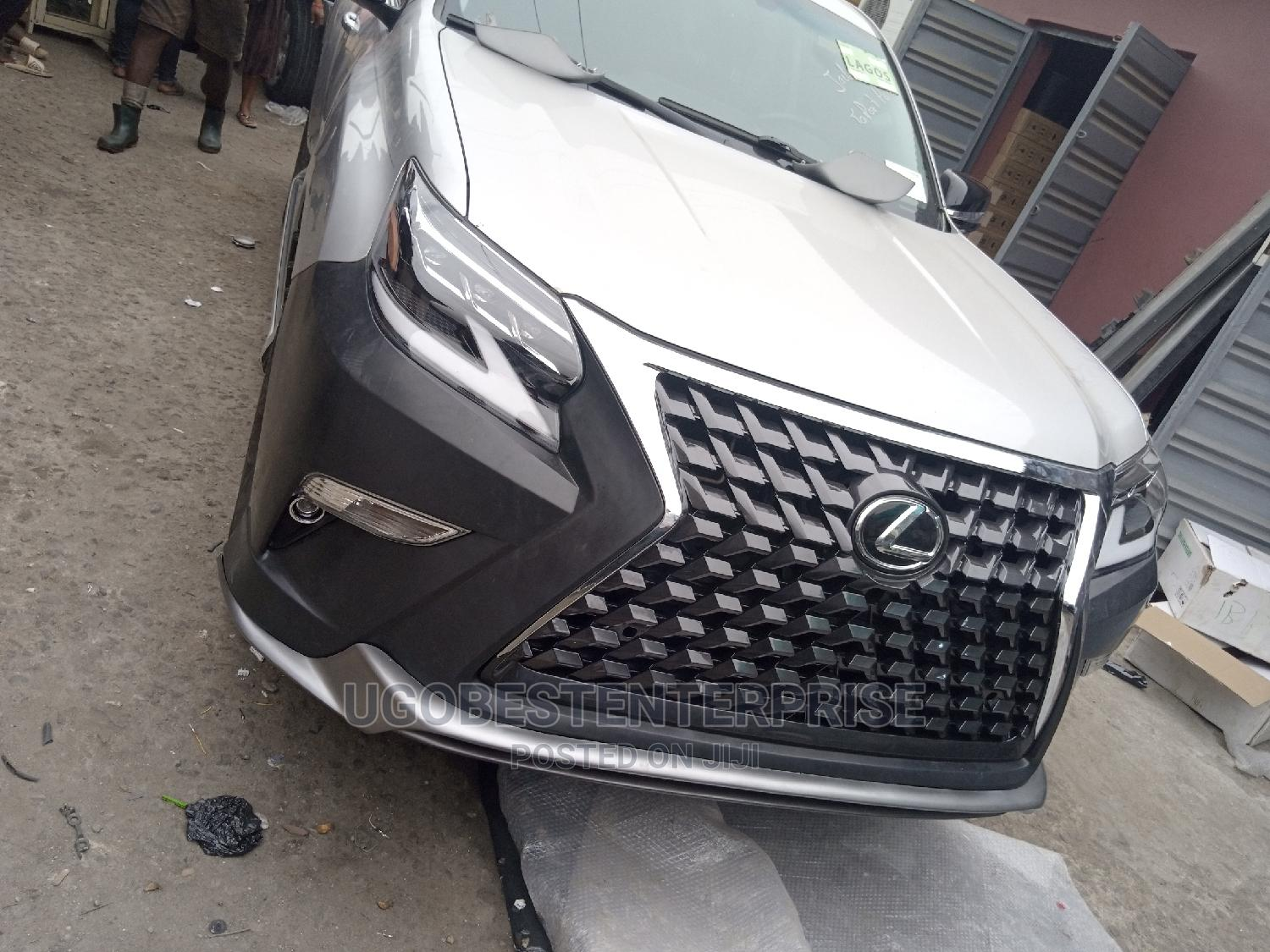 Upgrade Your Lexus Gx460 From 2010 to 2021 Model