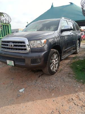 Toyota Sequoia 2010 Gray | Cars for sale in Lagos State, Kosofe