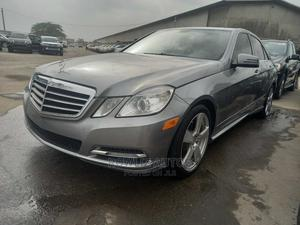 Mercedes-Benz E350 2010 Gray | Cars for sale in Lagos State, Apapa