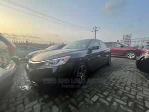 Honda Accord 2016 Black | Cars for sale in Lagos State, Ikeja