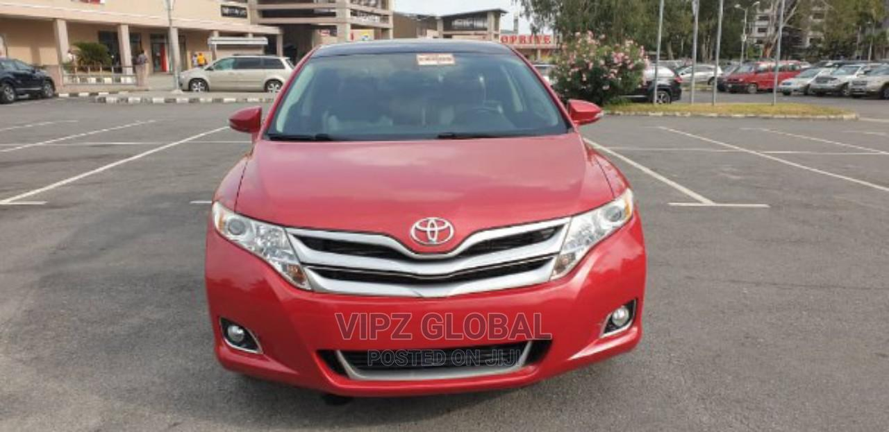 Toyota Venza 2013 XLE AWD V6 Red
