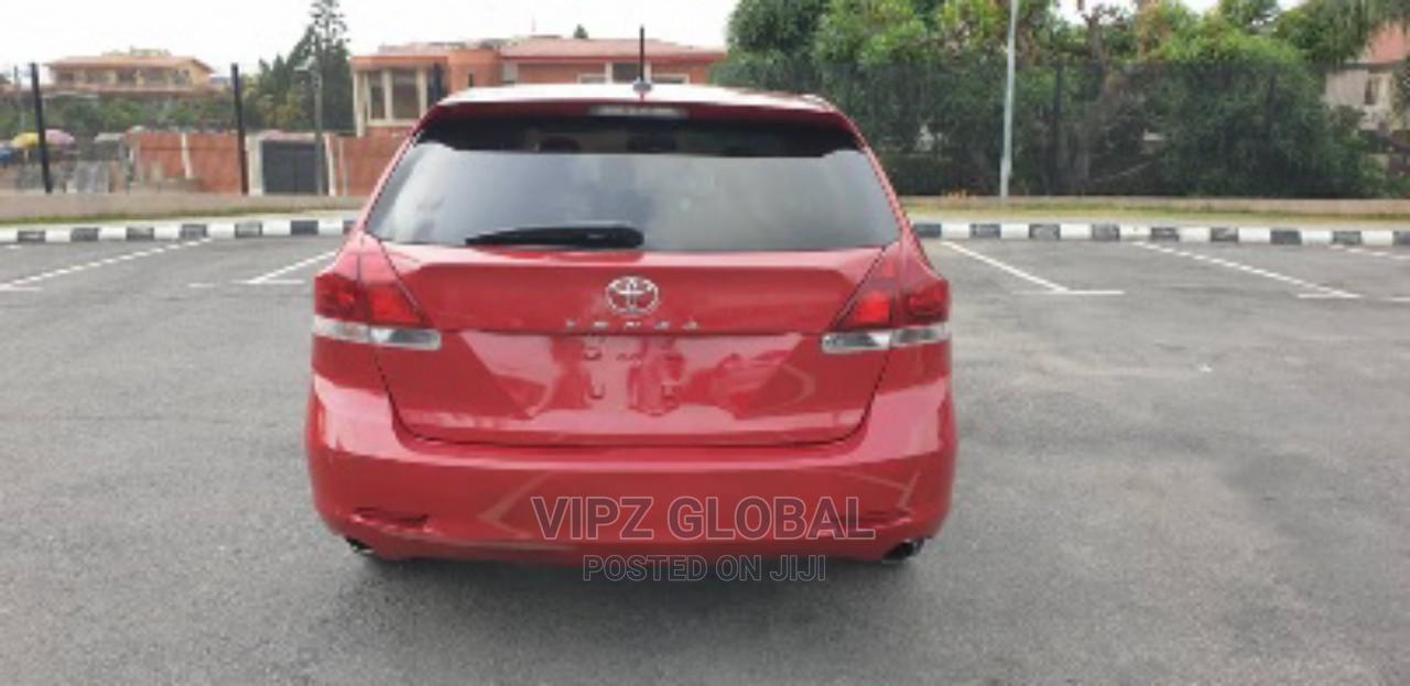 Toyota Venza 2013 XLE AWD V6 Red   Cars for sale in Ajah, Lagos State, Nigeria