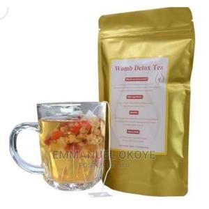 Organic Womb Detox Tea and Cleaning Tea for Pregnancy   Vitamins & Supplements for sale in Lagos State, Amuwo-Odofin