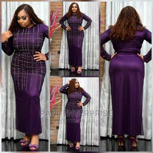 Beautiful High Quality Ladies Classic Designers Turkey Gown   Clothing for sale in Abuja (FCT) State, Mararaba