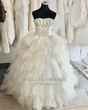 Classic Fairly Tale Wedding Gown | Wedding Wear & Accessories for sale in Lagos State, Ikorodu