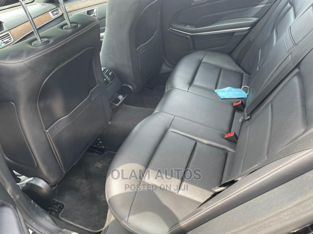 Mercedes-Benz E350 2016 Black   Cars for sale in Ajah, Lagos State, Nigeria