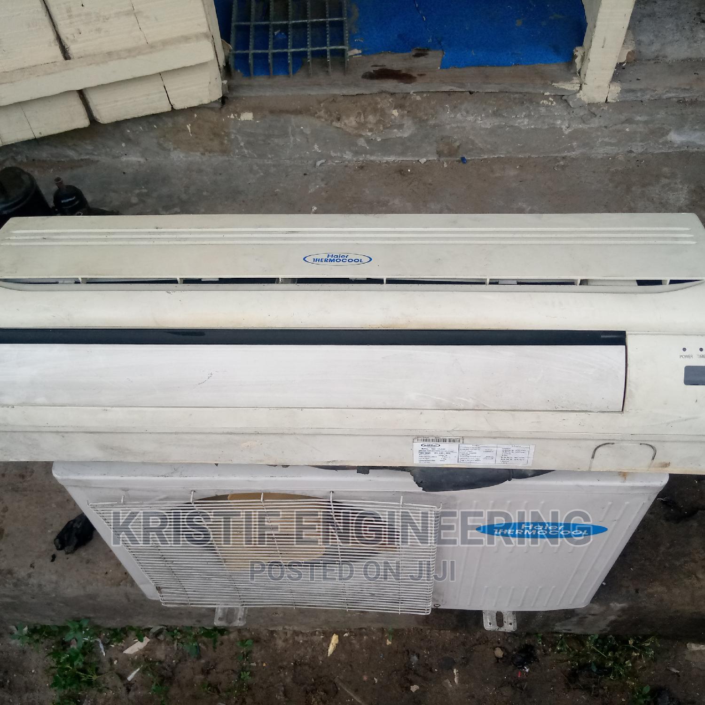 1.5 HP Split AC.   Home Appliances for sale in Warri, Delta State, Nigeria