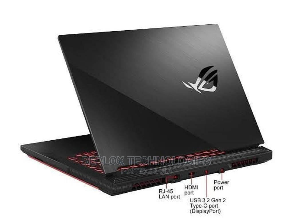 New Laptop Asus ROG Strix G15 16GB Intel Core I7 SSD 512GB | Laptops & Computers for sale in Ikeja, Lagos State, Nigeria