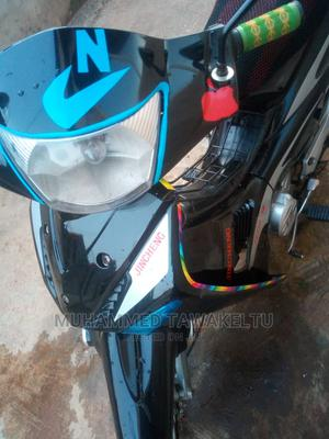 Jincheng JC 110-9 2019 Black   Motorcycles & Scooters for sale in Lagos State, Agege