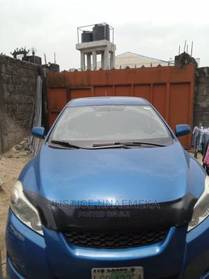 Toyota Matrix 2012 Blue | Cars for sale in Rivers State, Port-Harcourt