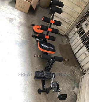 Six Pack Wondercore With Pedal and Twister   Sports Equipment for sale in Lagos State, Lekki