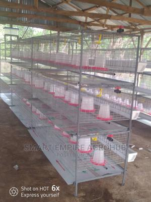 Broiler Cage | Farm Machinery & Equipment for sale in Oyo State, Oluyole