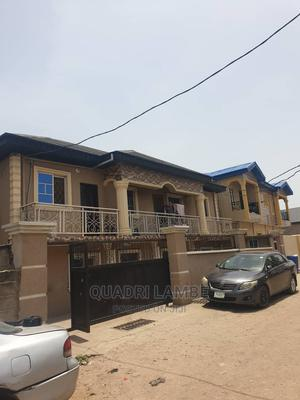 Black of 4 Flat of Three | Houses & Apartments For Sale for sale in Surulere, Ijesha