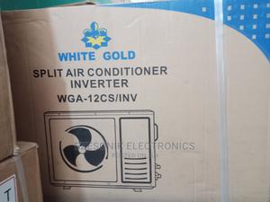 White GOLD Inverter Air Conditioner 1,5hp   Home Appliances for sale in Lagos State, Ojo