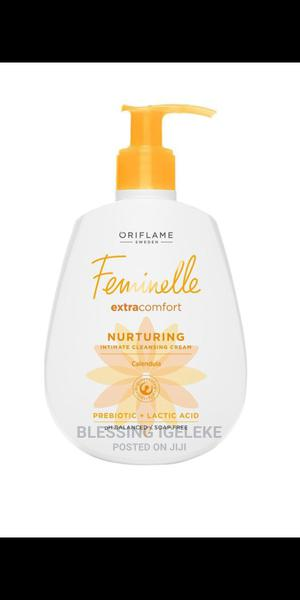 Oriflame Feminelle Intimate Cleansing Cream   Bath & Body for sale in Lagos State, Agege