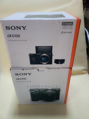 Sony 6100 With PZ 16-50mm F/3.5 4.5   Photo & Video Cameras for sale in Lagos State, Lagos Island (Eko)